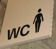 WC-Piktogramm