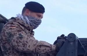 Ein beispielhafter deutscher Soldat in Afghanistan